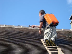traitement hydrofuge de toit Mimet